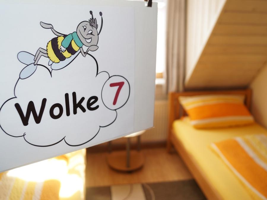 "Wohnung ""Wolke 7"""